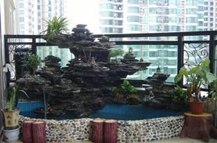 水族园林鱼池工程