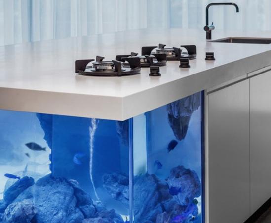水族箱厨房