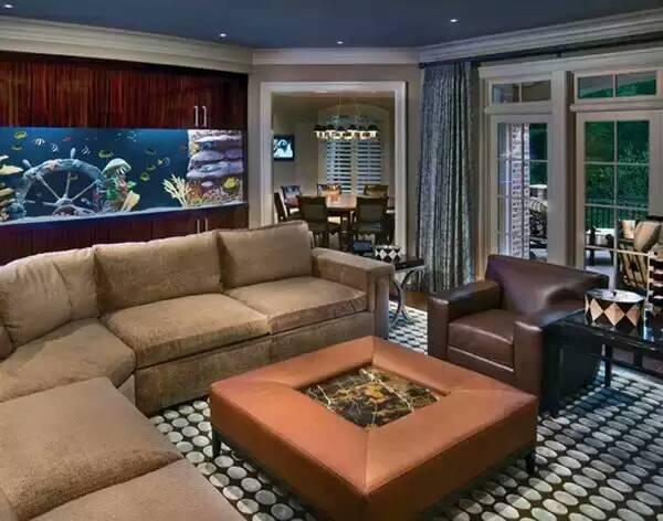家用鱼缸,家庭鱼缸
